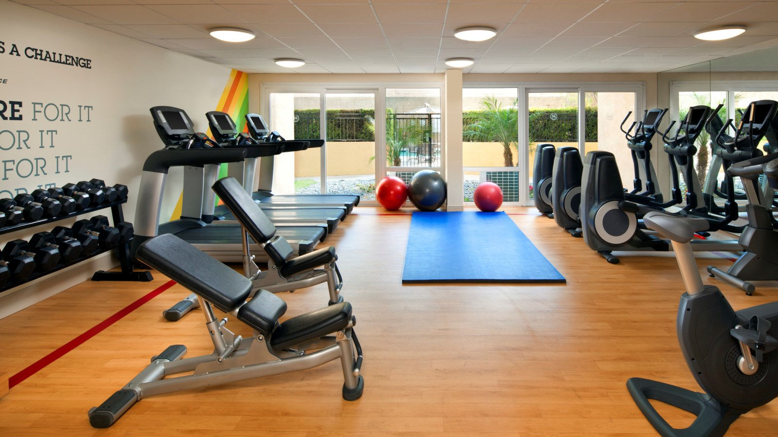 Fitness Center | Sheraton Agoura Hills Hotel