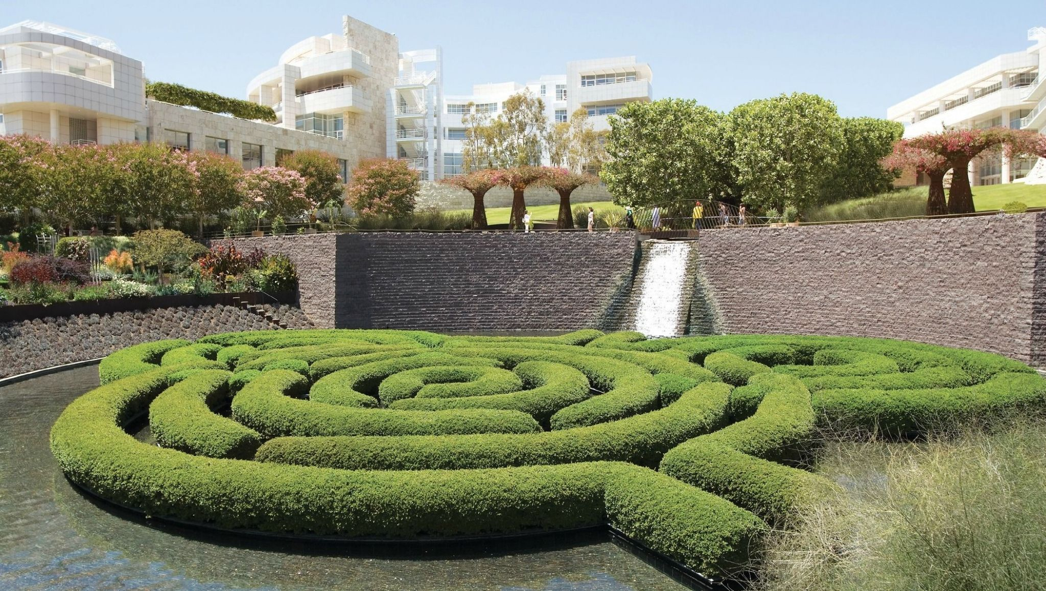 Things to do in Southern California - J Paul Getty Museum